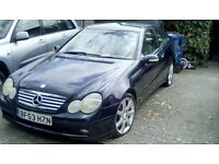 Mercedes C180 Kompressor . Parts /Repair