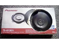 Pioneer car speakers £15 quick sale