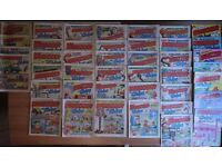 40 'Whizzer & Chips' Comics From 1980's ForSale *