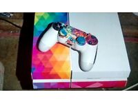 Playstation 4 Glacier White 500gb for sale ASAP!