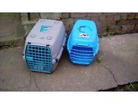 pet carriers various as shown brislington area £10 each