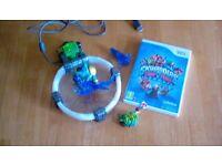 Skylanders Trap Team Wii starter pack