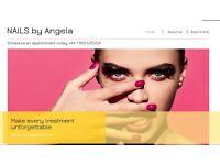 UV Gel Nail Technician - Nails by Angela