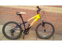 "Boys Raleigh Hotrod 18"" Bike"