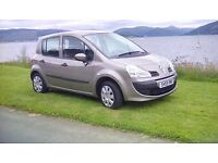RENAULT MODUS, REG 2010, LOW MILES ,BABY SCENIC,REDUCED WAS,£1995,NOW,£1695