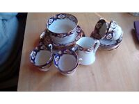 Royal Albert Crown china tea set