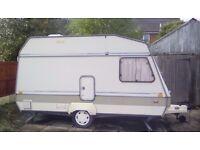 Cheap caravan 4 berth NO OFFERS