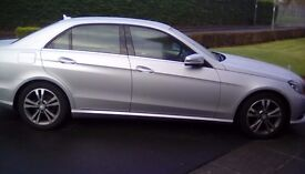 Mercedes E220 SE 4dr7G Tronic