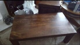 New Coffee table set nesting tables new! Bargain.. Quick sale!!!
