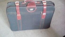 Large Antler suitcase