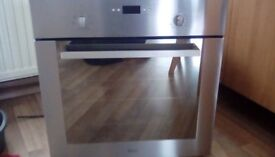 Electric built in Whirlpool oven AKP 206/IX