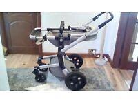 Joolz Day Pram & Stroller (grey)