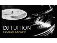 DJ Lessons/DJ Tutor for Adults & Children £25phr