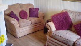 3+2 seat sofa's