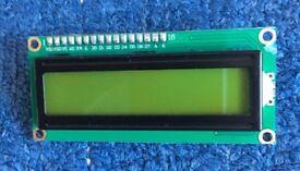Arduino DIY | sensors | capacitors | resistors | LCD1602 I2C | ESP8266