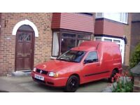Vw caddy 1.9d for sale