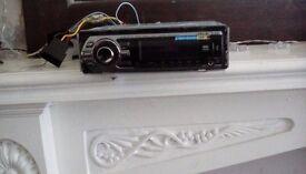 Sony cd usb car stereo forsale