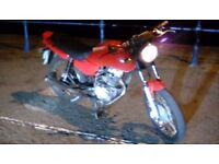 Honda cg (swaps for a enduro 125) ..!!! Very clean example ..!!