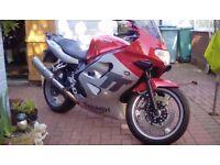 Triumph TT600 2002