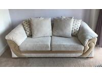 3 Seat Sofa-Bed & Love Seat