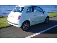 FIAT 500 ,LOUNGE, 65 REG , PERFECT CONDITION