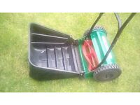 NEW QUALCAST PANTHER PUSH LAWNMOWER