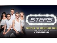 Steps plus Vengaboys Tickets - Manchester or Hull pick up