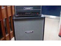 Hi Watt 400 watt 4x12 stereo cab