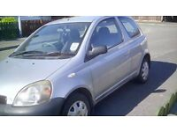 Toyoya yaris gteat runnet recent new mot