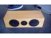 Linn speaker .