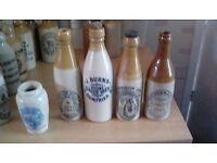 R.emmerson ginger beer bottle