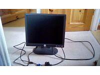 Dell computer monitor - Bath/Wiltshire area