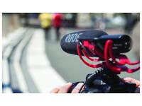 Rode videomic with mount