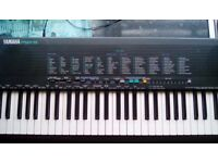 Yamaha psr-19 digital keyboard
