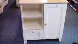 Small Cabinet with One Door and One Drawer #30437 £65