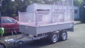 9 x 5 Gardening trailer