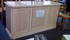 Lime Oak Sideboard #31901 £100