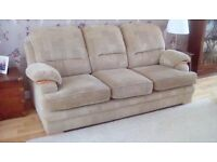 3 seater sofa excellent condition