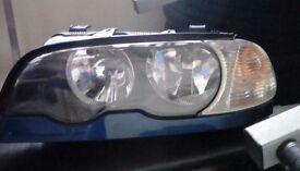 E46 coupe lights