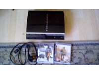 Spares or repairs playstation 3