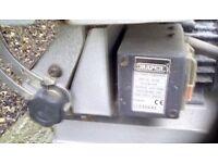 Draper 400mm electric fretsaw