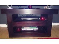 Mango wood tv unit/coffee table