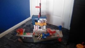 Imaginext Sky Racers Aeroplane Carrier