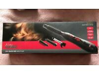 New in box Nicky Clarke blow dry air styler hair curler