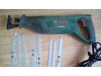 Bosch recip saw