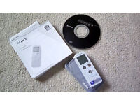 Sony Voice recorder OTO