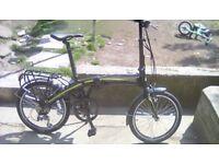 Carrera crosscity b electric bike