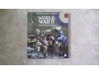 History dvd boxsets. WWII. 20th century