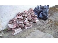 FREE RUBBLE FOR FILLIN , CRAZY PAVING DRAINAGE