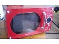 Dawoo microwave oven